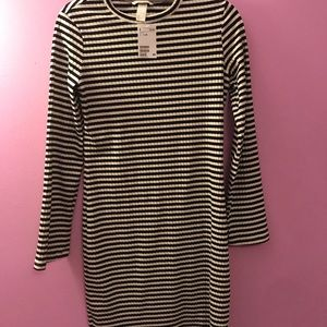 *NEW WITH TAGS* H&M Striped Dress